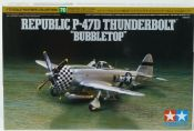 "Tamiya 60770 Republic P-47D Thunderbolt ""Bubbletop"""
